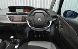 Citroën C4 Grand Picasso dashboard