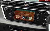 Citroën C4 Grand Picasso infotainment system