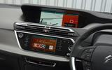 Citroën C4 Grand Picasso centre console