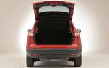 2016 Nissan Qashqai studio - rear boot open