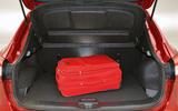 2016 Nissan Qashqai studio - boot