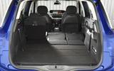 Citroën C4 Grand Picasso seating flexibility