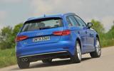 Audi A3 Sportback rear