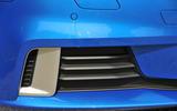 Audi A3 Sportback front diffuser