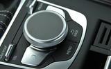 Audi A3 Sportback MMI controller