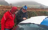Alpine A110 B-road map-reading
