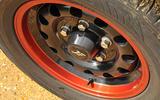 JE Motorworks Defender alloy wheels