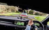 Porsche 992 911 vs. Porsche 959 - interior