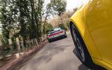Porsche 992 911 vs. Porsche 959 - wing