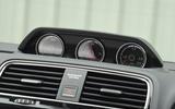 Volkswagen Scirocco GTS dash dials
