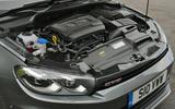 2.0-litre TSI Volkswagen Scirocco GTS engine