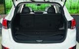 Hyundai ix35 Fuel Cell boot