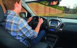 Hyundai ix35 Fuel Cell interior