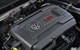 2.0-litre TSI Volkswagen Golf GTI engine