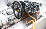 MMI Avocet steering