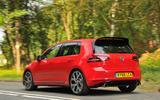 Volkswagen Golf GTI Clubsport rear