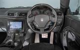 Maserati GranTurismo 2018 first drive review dashboard
