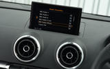 Audi A3 Sportback e-tron MMI infotainment