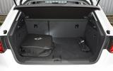 Audi A3 Sportback e-tron boot space