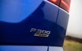 Porsche Macan vs Jaguar E-Pace 2019 - Jaguar badge
