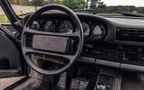 Porsche 959 - steering wheel
