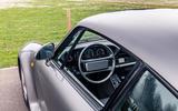 Porsche 959 - interior