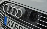 Audi A3 Sportback e-tron charging port