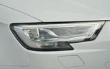 Audi A3 Sportback e-tron headlights