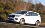 2017 Ford Kuga 2.0 TDCi 180 ST-Line Powershift AWD
