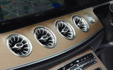 Mercedes E300 Coupe air vents