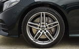 Mercedes E300 Coupe alloy wheels
