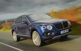 Bentley Bentayga Diesel review