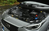 1.6-litre Infiniti Q30 petrol engine