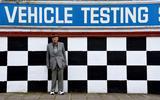 Autocar visits Ronnie Grant at Clapham North garage