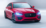 Jaguar reveals facelifted XE saloon