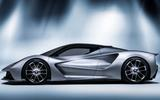 Lotus Evija revealed - studio shoot