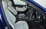Mercedes-Benz C 350 e interior