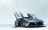 Lotus Evija revealed - studio shoot