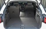 Audi Q2 seating flexibility
