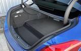 Mercedes-Benz C 350 e boot space