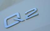 Audi Q2 badging