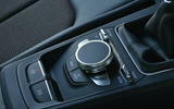 Audi Q2 MMI infotainment controller
