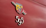 Abarth 595 Badge