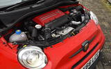 Abarth Engine Bay