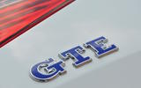 Volkswagen Passat GTE badge