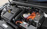 Volkswagen Passat GTE petrol-electric engine