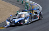 Peugeot LMP1 racer, now retired