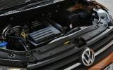 1.4-litre TSI Volkswagen Caddy Maxi Life engine
