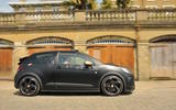 DS 3 Performance Cabrio Side Profile