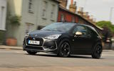 DS 3 Performance Cabrio City